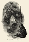 Wood engraving by Sol Eytinge, form the 1839 Ticknor and FIelds edition.