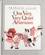 Illustrated by Patricia Lillie. My first book, long out-of-print. Annabelle Barbra Cavendish's quiet afternoon tea party is disrupted by Daniel Ezra Fiddleson and other friends, whose names run through the alphabet. Greenwillow Books/William Morrow 1986.