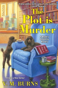 The Plot is Murder cover