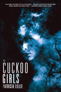 Cover of the short story collection The Cuckoo Girls.